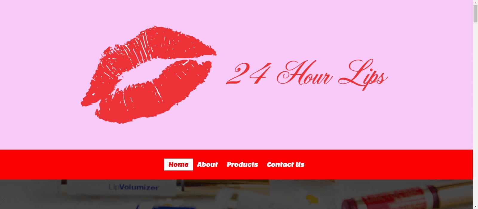 24 Hour Lips