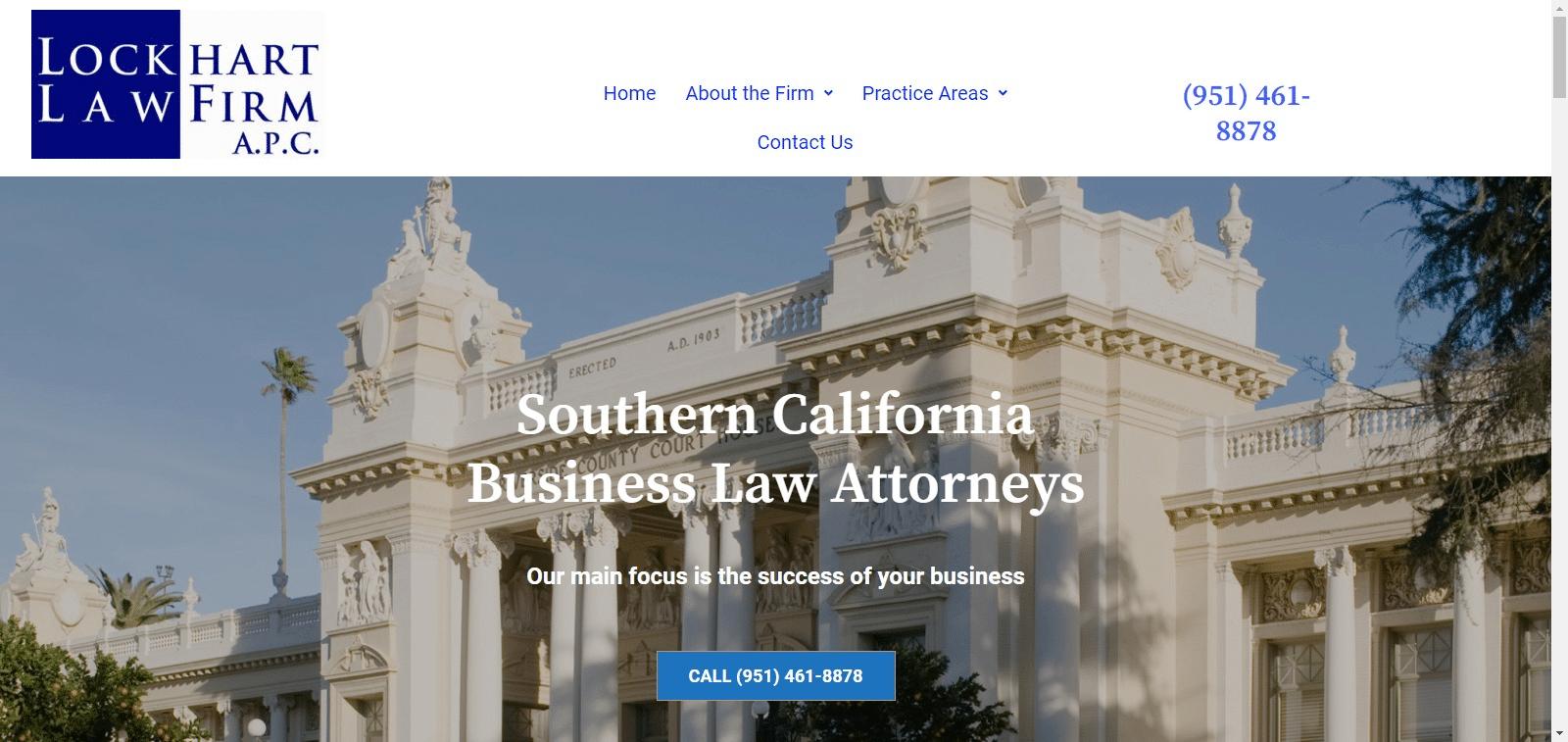 Lockhart Law Firm
