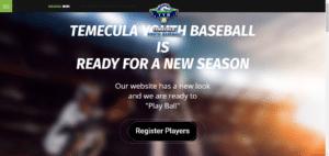 Temecula Youth Baseball