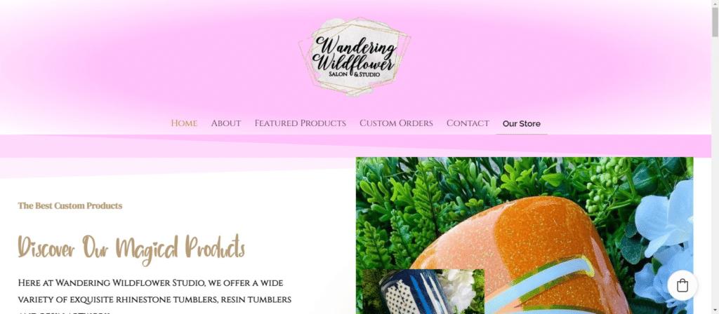Wandering Wildflower