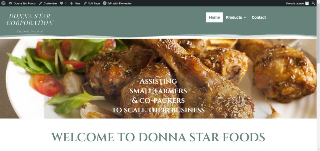 donna star foods